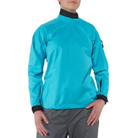NRS W's Endurance Jacket Blue Atoll
